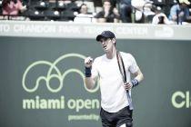 Murray llega a cuartos de final