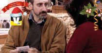Navidad en TV: el año en que la comunidad de Juan Cuesta resultó premiada