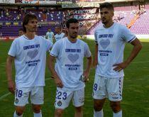 El Real Valladolid 'empieza el curso' con 12 hombres