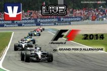 Live F1 : Le GP d'Allemagne en direct