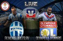 Live Mlada Boleslav vs Olympique Lyonnais