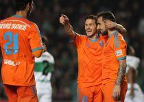 Elche - Valencia: puntuaciones el Valencia, jornada 28 de la liga BBVA