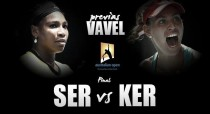 Serena Williams - Angelique Kerber: la reina busca sofocar una rebelión teutona