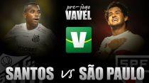 Por vaga na final do Paulistão, Santos e São Paulo fazem clássico na Vila Belmiro