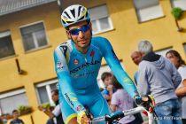"""Fabio Aru: """"Los pequeños detalles son importantes para una carrera como el Giro de Italia"""""""
