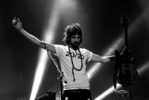 Kasabian ofrece su primer concierto en Perú