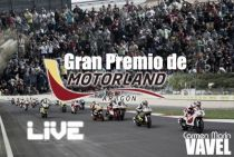 Carrera de Moto2 del GP de Aragón 2014 en vivo y en directo online