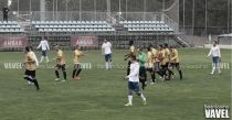 El Real Zaragoza B se complica la vida