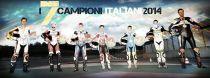CIV: Scagnetti, Montella, Nepa, Arbolino, Pagliani, Caricasulo e Goi sono i campioni italiani