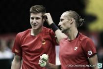 Bélgica faz 3-0 nos playoffs, elimina Brasil e garante vaga no grupo mundial da Copa Davis