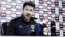 """Simeone: """"Me espero un buen Barça, sigue siendo el mejor equipo del mundo"""""""