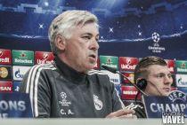 """Ancelotti: """"Voy a poner al mejor equipo para ganar este partido"""""""
