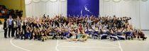 Olot rinde homenaje a los mejores patinadores catalanes en la 'Gala de Campions 2014'