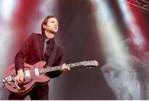 Interpol presenta su nuevo trabajo en Vive Latino'15