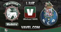 Marítimo vs Porto en vivo y en directo online (1-0)