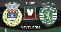 Arouca vs Sporting de Portugal en vivo (1-3)