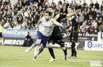 Real Zaragoza – U.E. Llagostera: estreno copero en La Romareda