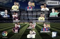 El Once de Oro de Vavel: 6ª jornada de La Liga