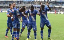 Universidad de Chile vs Emelec en vivo online (0-1)