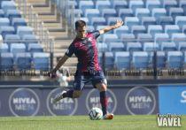 La SD Huesca renueva una temporada más a Íñigo Ros