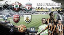Las ocho finales del Hull City