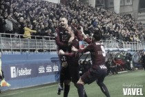 100 partidos del Eibar en Primera