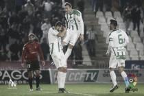 Córdoba CF - RCD Mallorca: puntuaciones Córdoba CF,jornada 20 Liga Adelante