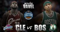 Cleveland Cavaliers - Boston Celtics: jaque al 'Rey'