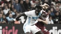 Olympique de Marseille supera Metz com gol solitário de Gomis e se afasta do Z-3