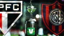 Matemática da Libertadores: São Paulo e San Lorenzo lutam pela última vaga no Grupo 2