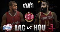 Houston Rockets - Los Ángeles Clippers: lucha contra Harden y el cansancio físico