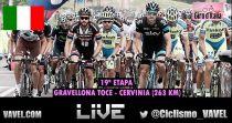 Giro de Italia 2015: 19ª etapa en vivo y en directo online