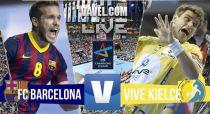 FC Barcelona vs Kielce en vivo y en directo online en la Champions League 2015