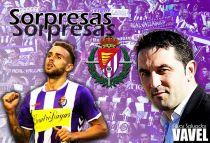 Real Valladolid 2014/15: las sorpresas de la temporada