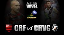 Vasco e Flamengo se enfrentam no primeiro clássico da história com ambas equipes na zona de rebaixamento