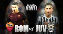 Roma vs. Juventus: Juve aiming to quell early season doubts with victory over the Giallorossi