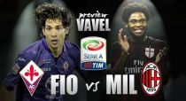 Fiorentina - AC Milan preview: Rossoneri aiming to exorcise last season's demons