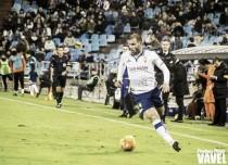 Ortuño rescinde contrato con el Real Zaragoza