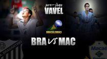 Pré-jogo: Bragantino recebe Macaé mirando maior estabilidade na Série B