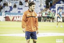 """Isaac Carcelén: """"Si ganamos fuera, el equipo cogerá confianza"""""""