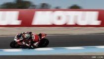 Chaz Davies logra la victoria en Jerez con doblete de Aprilia