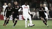 Colônia sai na frente e Leverkusen arranca empate no Rheinische-Derby