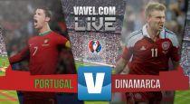 Resultado Portugal vs Dinamarca en la clasificación para la Eurocopa 2016 (1-0)