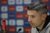 """Salva Sevilla: """"Tenemos que mejorar en defensa"""""""