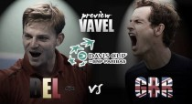 2015 Davis Cup: Preview - Britain and Belgium face off for the title