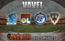 Análisis de los rivales del Valencia CF