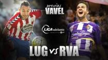 C.D. Lugo - Real Valladolid: en busca de tres puntos ante un rival que se atraganta