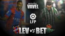 Levante - Betis: sensaciones enfrentadas