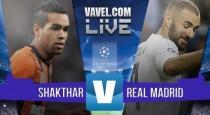 Risultato finale Shakhtar Donetsk – Real Madrid (3-4): Vince il Real, ma quanti brividi nel finale