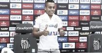 Vladimir Hernández ya viste la camiseta del Santos